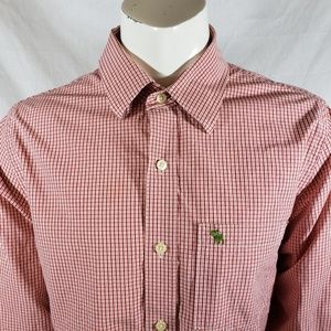 Abercrombie and Fitch muscle fit long sleeve shirt